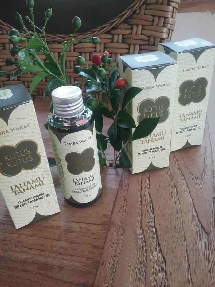 harga 100% original minyak tanamu tanami (kutus kutus tamba waras) Tokopedia.com