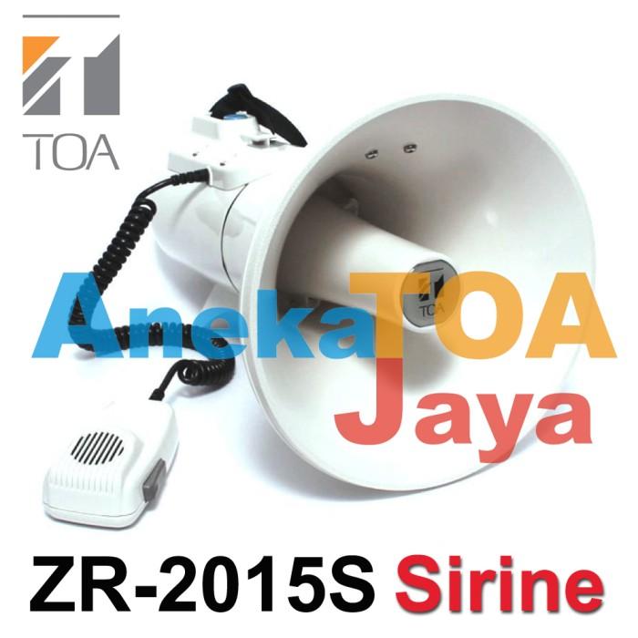 harga Toa zr-2015s pengeras suara megaphone 100% original 2015 s sirine asli Tokopedia.com