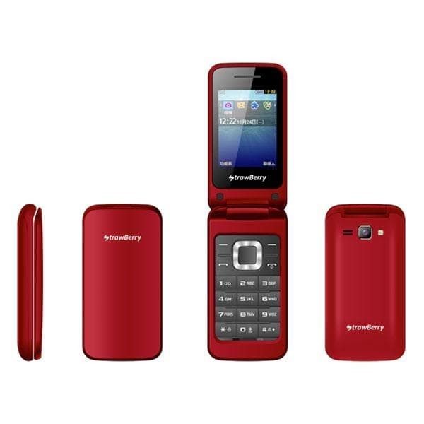harga Hp lipat strawberry st3520 flip dual sim camera Tokopedia.com