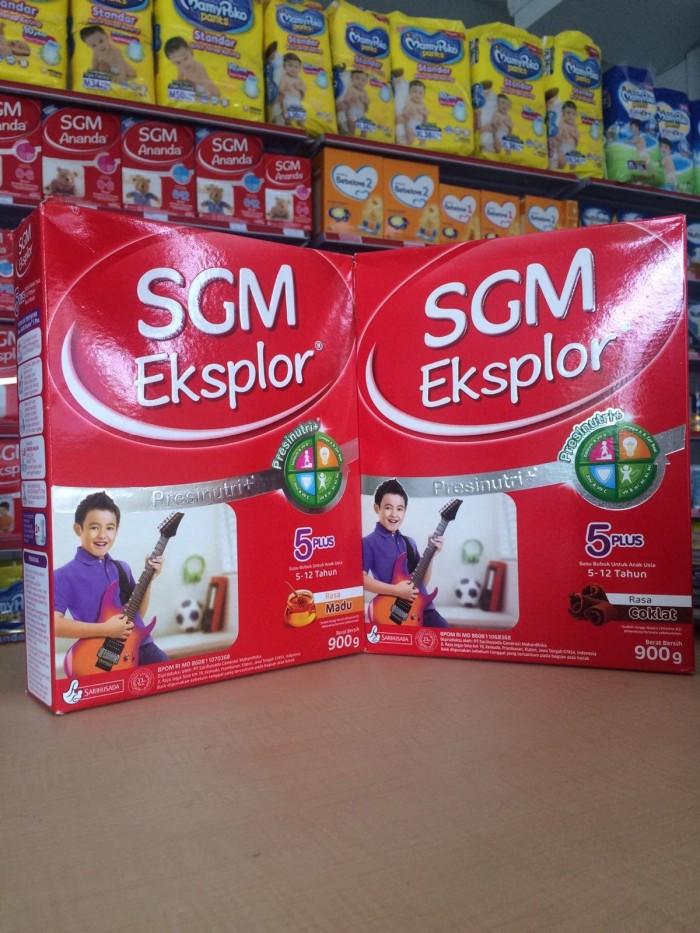 harga Sgm 5plus eksplor 900g Tokopedia.com