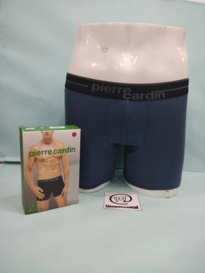 celana dalam boxer pria PIERRE CARDIN PC 268 isi 2 cfe75f6432