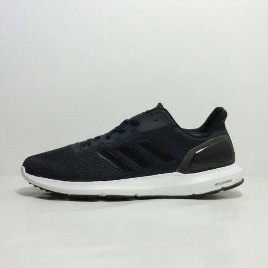 size 40 df2e0 af735 Sepatu Original Adidas Cosmic 2 Black Navy White Sneakers Casual