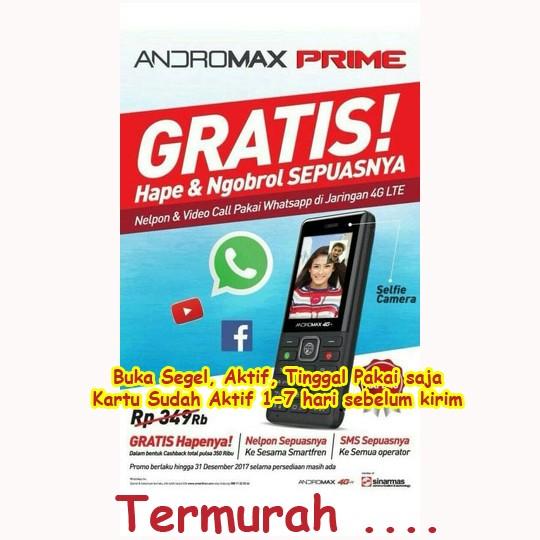 harga Hp Smartfren Andromax Prime Hp Murah 4g Lte Bisa Whatsapp . Stok Ready Tokopedia.com