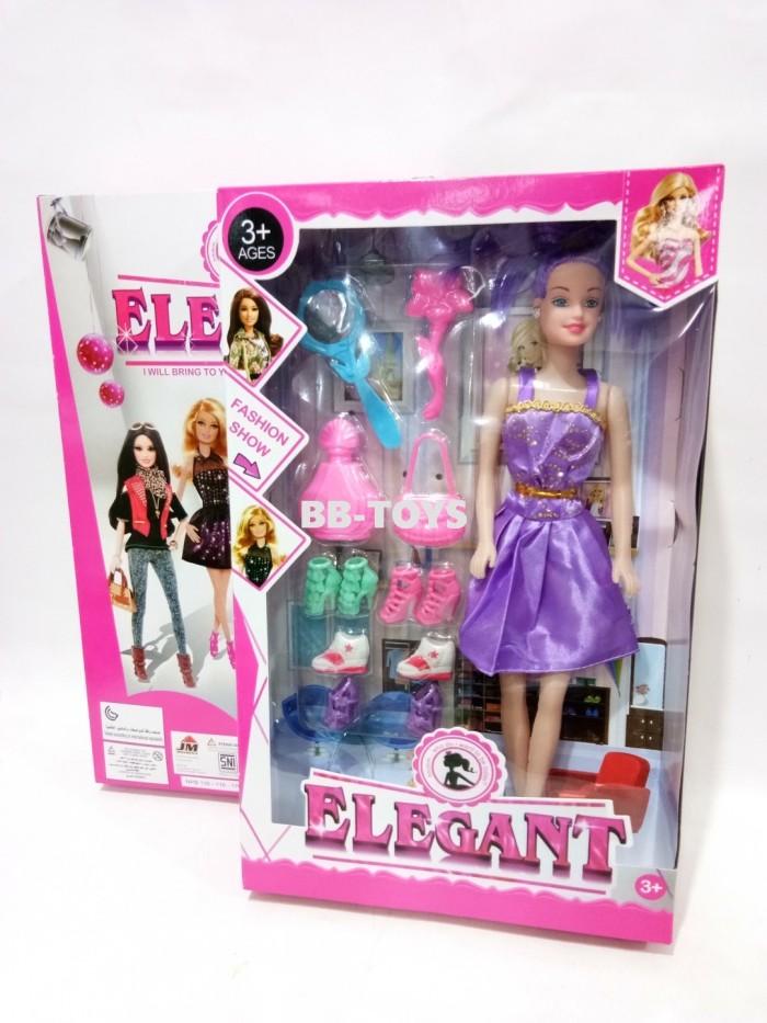 Nixnox Mainan Anak 3D Puzzle Romantic Cabin. Source · Mainan anak boneka barbie elegant -