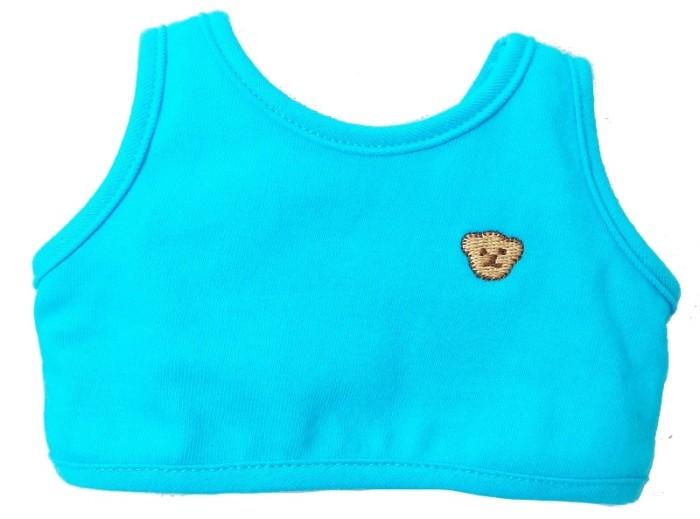 "Jual T-Shirt Without Sleeve 12"" Blue Harga Promo Terbaru"