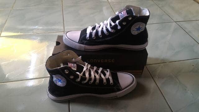 Jual sepatu adidas terbaru Sepatu converse allstar boot - larisku87 ... 8b7cd0d903