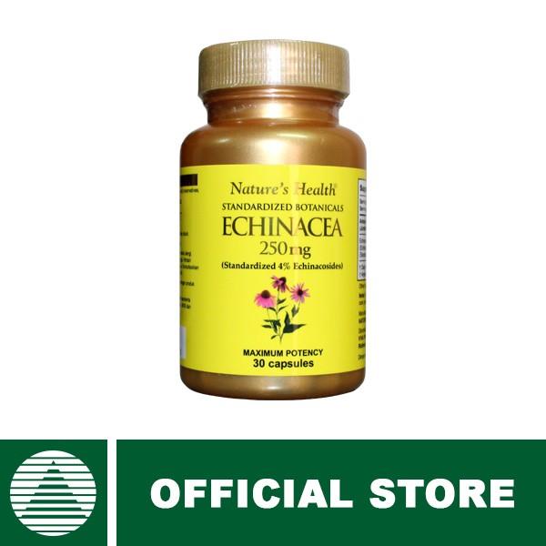 Jual Nature'S Health Echinacea 250mg 30 Caps Harga Promo Terbaru