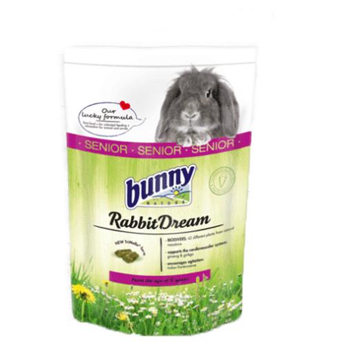 Foto Produk Bunny Nature Rabbit Dream Senior 1.5kg Makan Pelet Kelinci Tua Dewasa dari Hime petshop