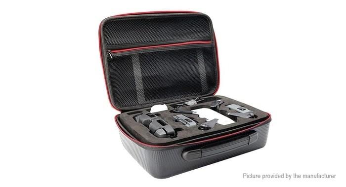 Foto Produk DJI Spark Hardcase Waterproof Carbon Style Handbag dari IndoWebstorecom
