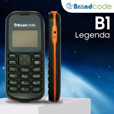 BRANCODE B1 HP LEGEND SINGLE SIM - GARANSI RESMI 1 TH