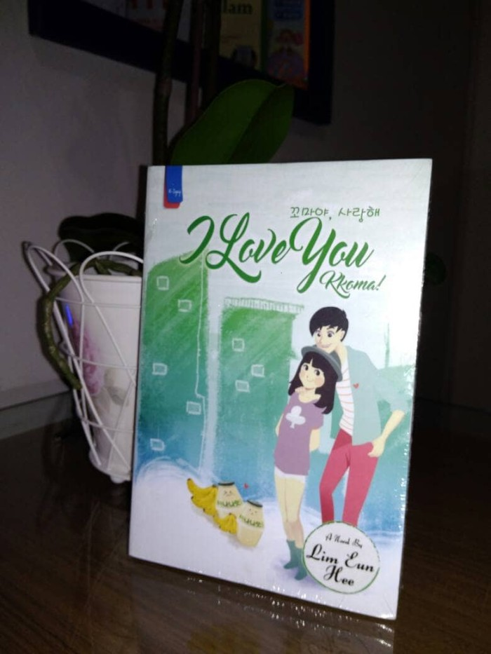 harga I love you kkoma! Tokopedia.com
