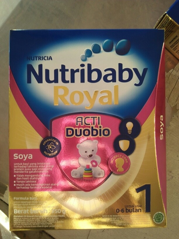 Katalog Nutribaby Royal 1 Travelbon.com