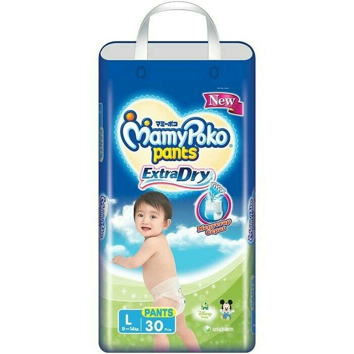Mamypoko extra dry l30 / mamy poko extra dry pants l 30