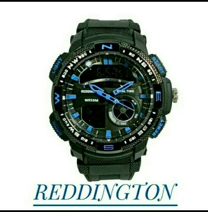 Jual Jam Tangan Pria Jam Tangan Cowo Jam Murah Reddington R-1109 ... 2e6631dab0