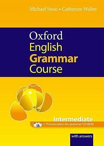 harga Oxford english grammar course: intermediate with cd Tokopedia.com