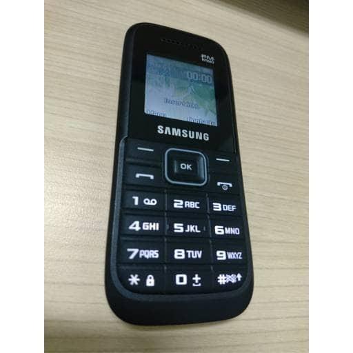 Jual Bekas Samsung Keystone 3 Fullset B109e Hp Murah Feature