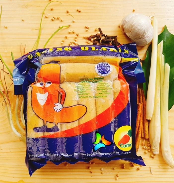 harga Sosis sehat sosis bulaf chicken carrot tanpa pengawet tanpa msg Tokopedia.com