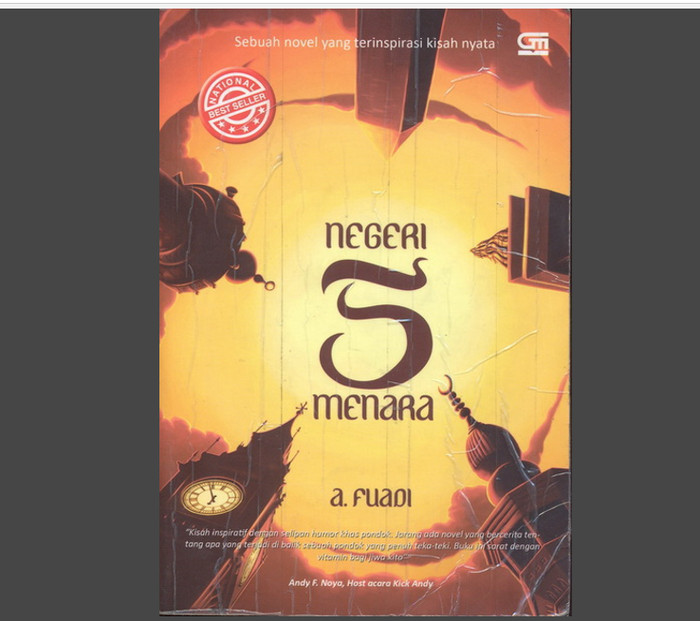 Novel Ranah 3 Warna Pdf