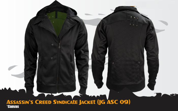 Jual Jaket Anime Assassins Creed Syndicate Jacket Jg Asc 09