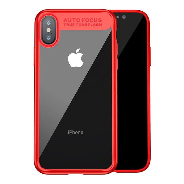 Jual Case Iphone X Fuze Autofocus Casing Cover Premium