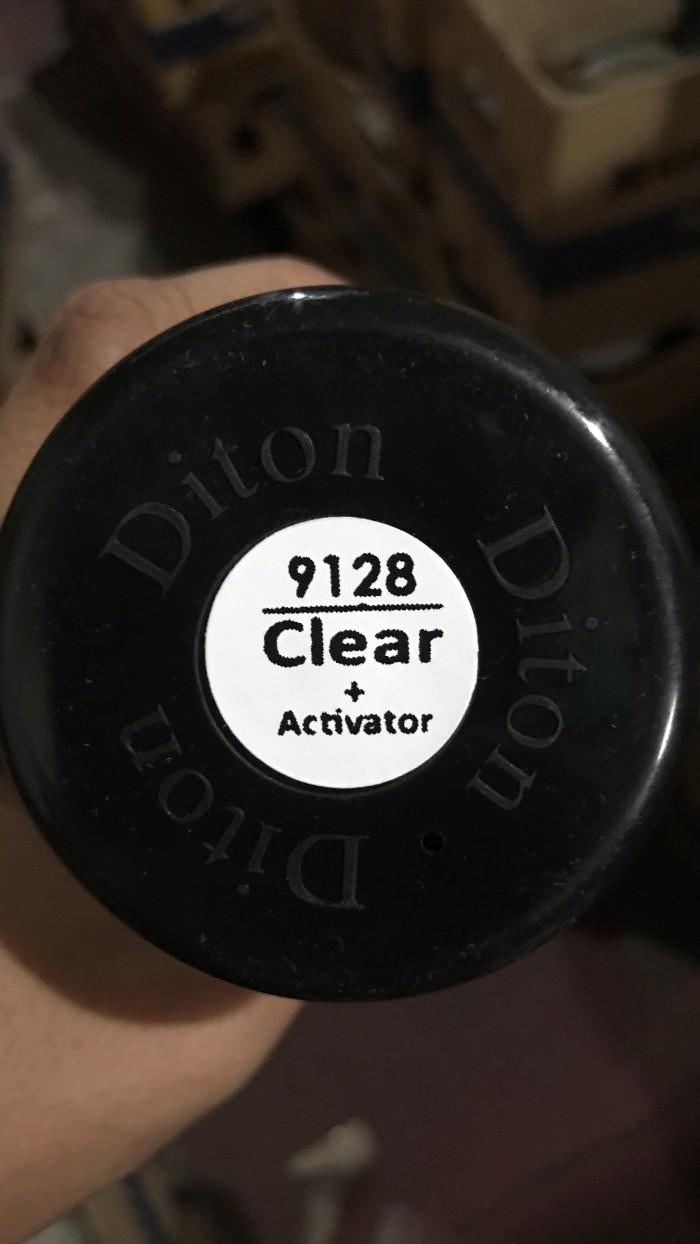 harga Diton premium/ clear + activator/ cat semprot Tokopedia.com