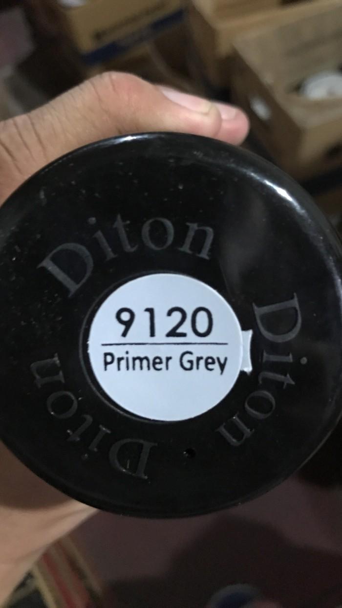 harga Diton premium/ primer grey 9120/ surfacer/ cat semprot Tokopedia.com