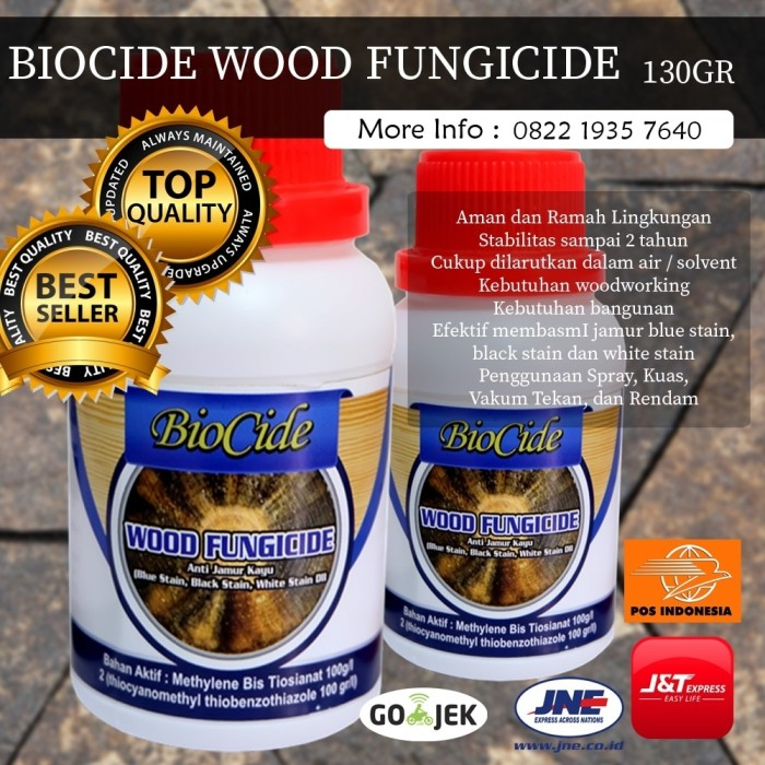 Foto Produk BioCide Wood Fungicide dari Bio Water Based