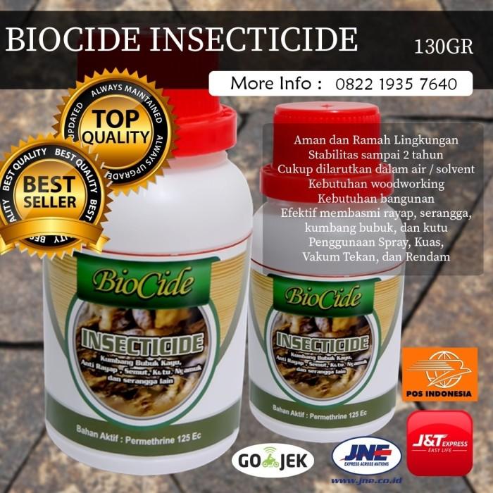 Foto Produk Pengawet Kayu Obat Anti Rayap Kayu BioCide Insecticide dari Bio Water Based