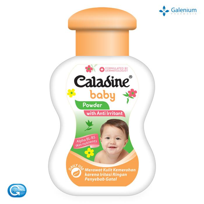 ... harga (bedak bayi) caladine baby powder 100 gr Tokopedia.com