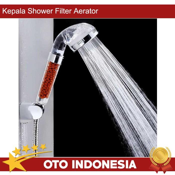 harga Oto Kepala Shower Filter Aerator Tokopedia.com