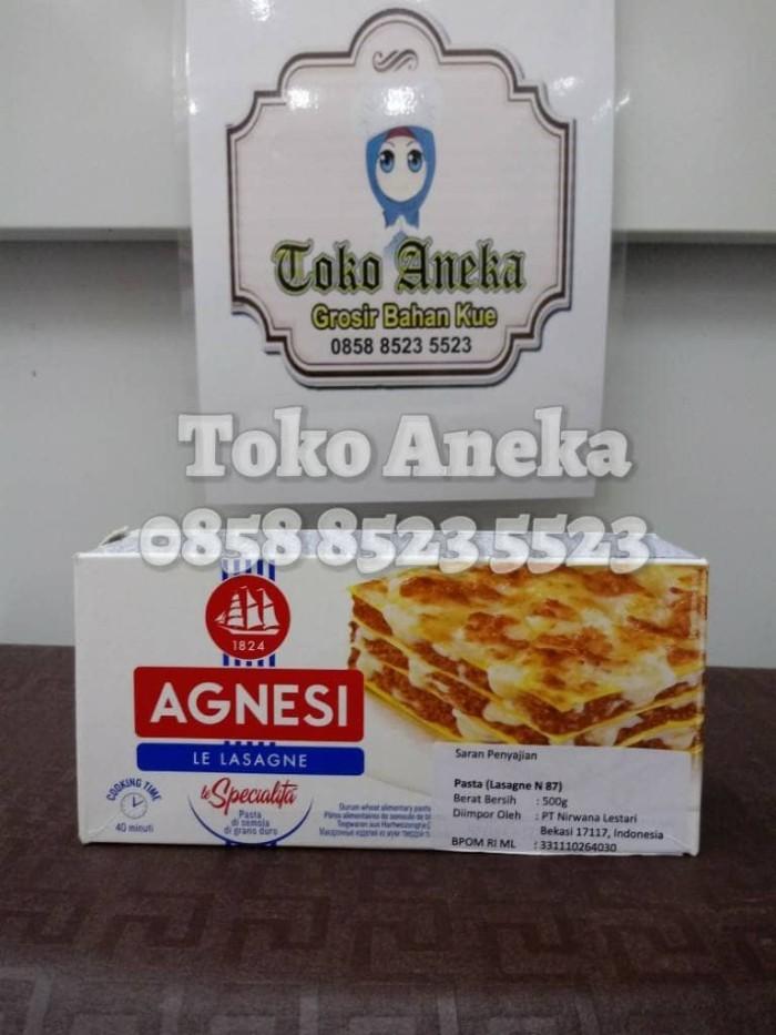 harga Agnesi le lasagne 500gr Tokopedia.com