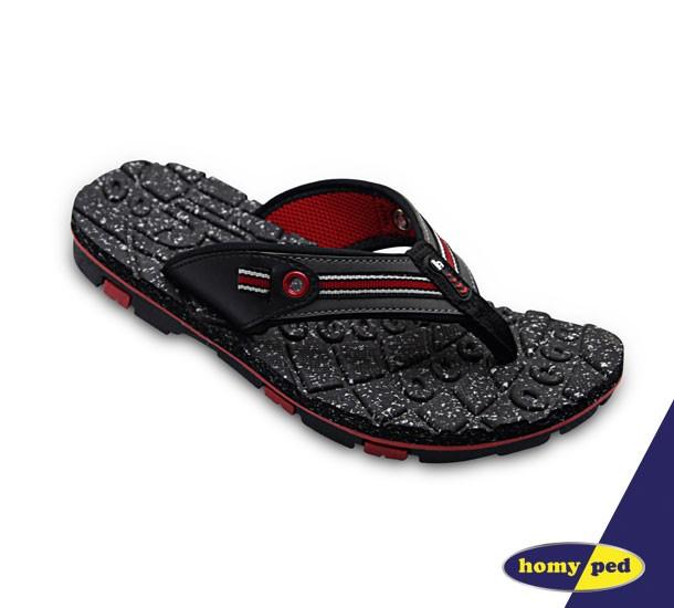 harga Homyped sandal anak slam 02 grey/red - 33 Tokopedia.com