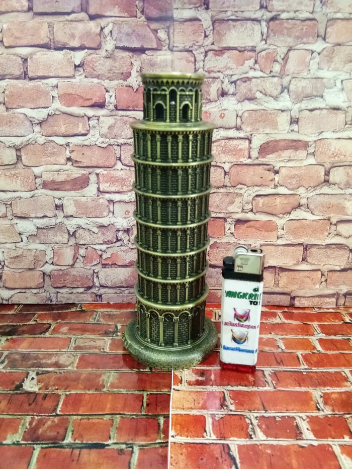 harga Miniatur leaning tower of pisa Tokopedia.com