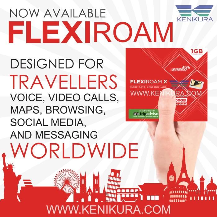 harga Flexiroam x simcard international sim card flexi roam data kartu Tokopedia.com