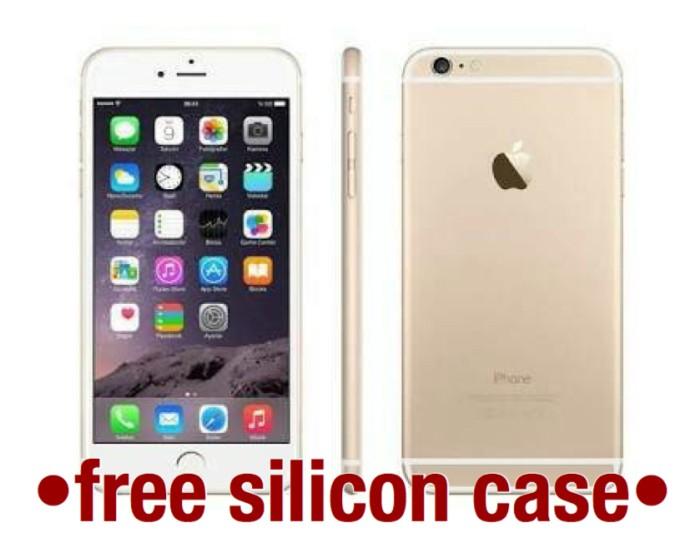 harga Iphone 6+ 16gb gold.. baru bukan seken.. garansi internasional 1th