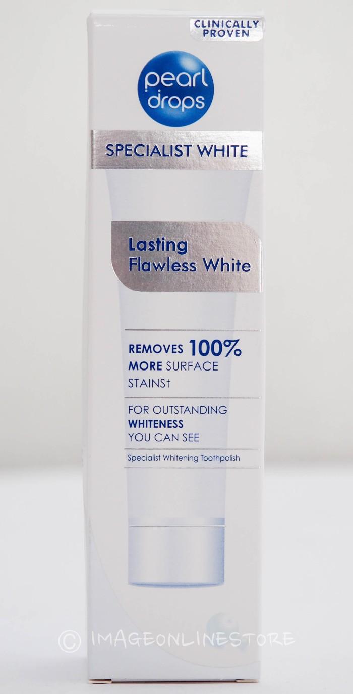 Jual Pearl Drops Specialist White Whitening Toothpaste Pasta Gigi Pemutih