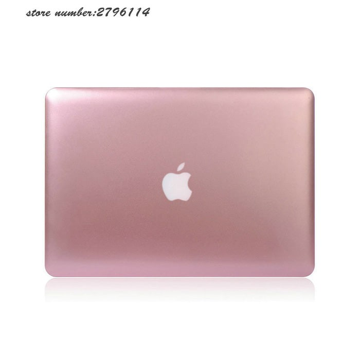 "Foto Produk MATTE APPLE MACBOOK AIR 11"", 13"" CASING LAPTOP HARD BACK COVER CASE dari paketgan"