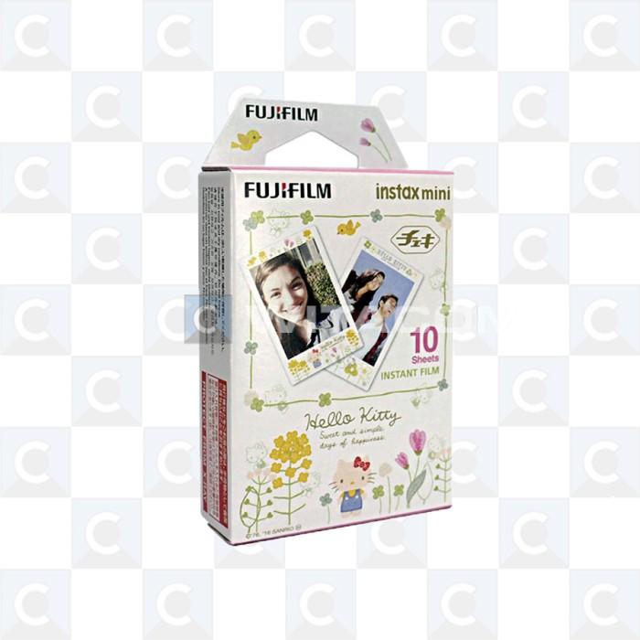harga Fujifilm instax mini film - hello kitty sweet and simple Tokopedia.com