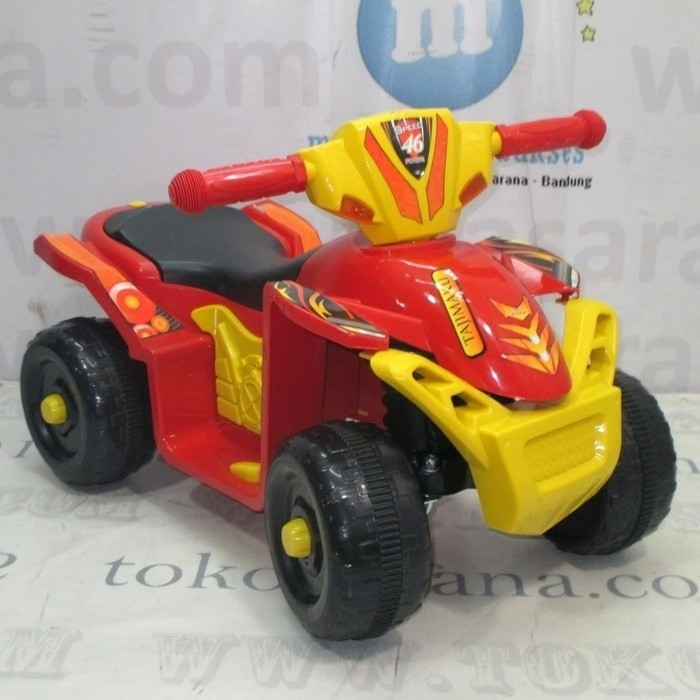 harga Motor listrik / mobil balap aki anak / atv electric ride on Tokopedia.com