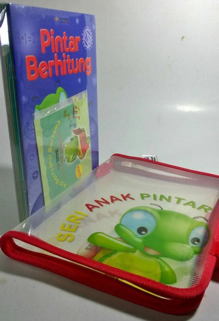 Buku TK B Seri Paket Pintar 7 Buku - Erlangga