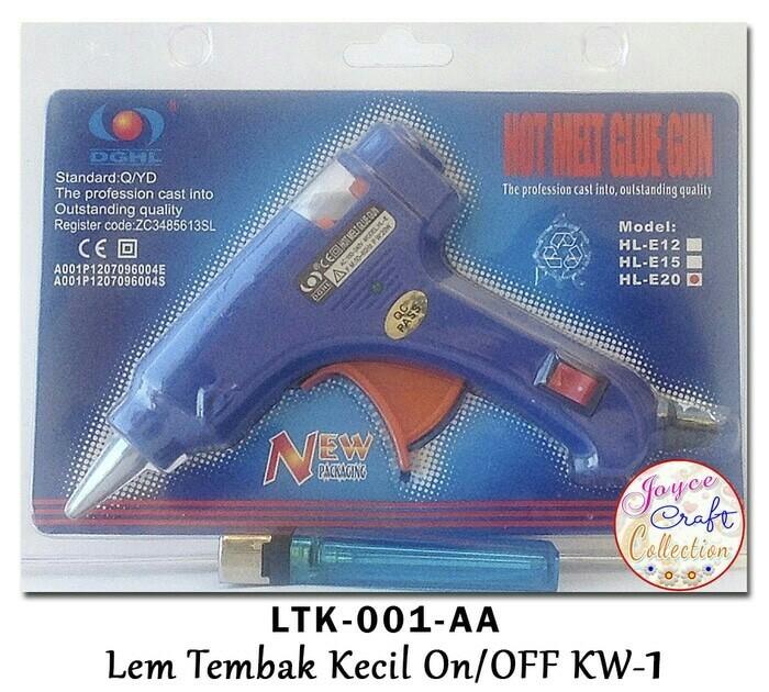 harga Pistol lem tembak lilin kecil/alat lem tembak Tokopedia.com