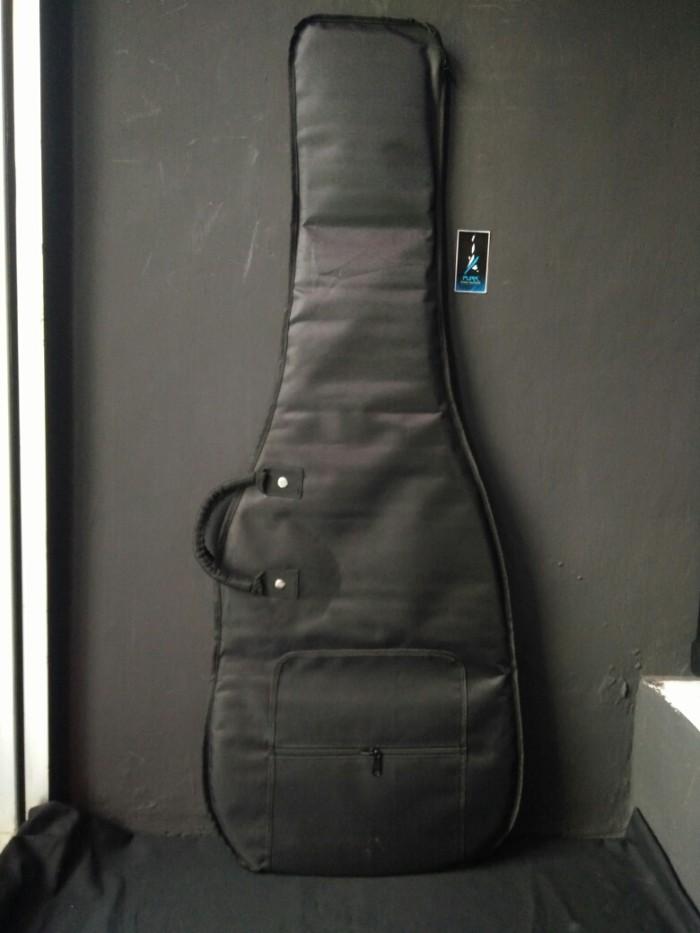 harga Softcase gitar elektrik tebal pressbody Tokopedia.com
