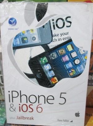 iphone 5 Dan ios 6 plus Jailbreak-Hans Yulian