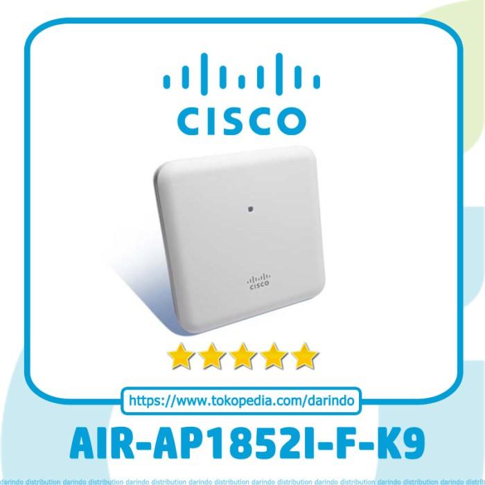 Jual Cisco Aironet 1850 Series [AIR-AP1852I-F-K9], Internal Antenna - DKI  Jakarta - Darindo Distribution | Tokopedia