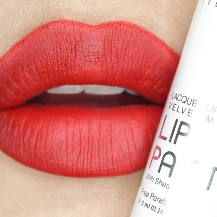 Zoya Lip Paint Pure Red