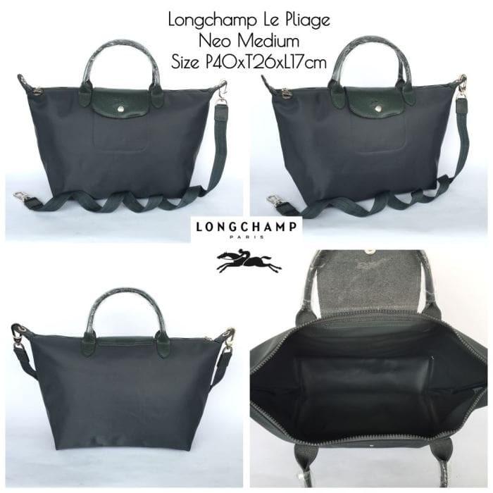 4b4917a0b1b Jual LongChamp Neo Le Pliage Size M 100% Ori Original - Cartera ...