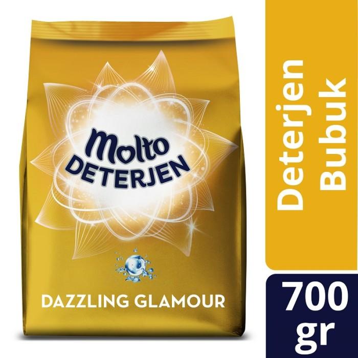 harga Molto gold deterjen bubuk dazzling glamour 700gr Tokopedia.com