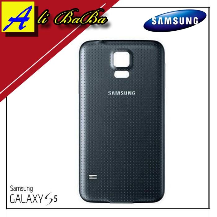 harga Backdoor handphone samsung galaxy s5 g-900 tutup baterai back cover Tokopedia.com