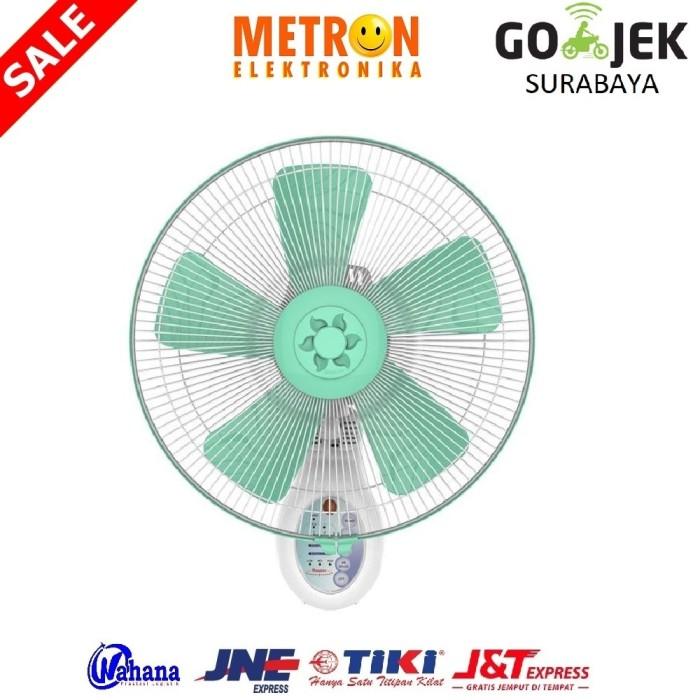 harga Maspion mwf 3601rc kipas angin / wall fan 14 inc / mwf3601rc Tokopedia.com