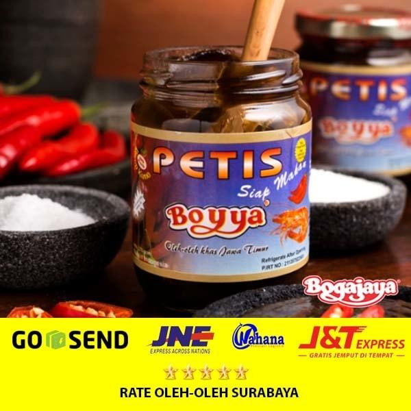 harga Sambal petis boyya / sambal petis khas surabaya Tokopedia.com